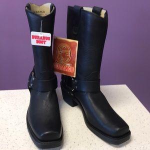Durango Boots NWT Size 8 Black